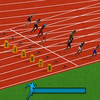 Бег на 100 метров