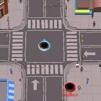 BlackHole.io - Черная Дыра в 3D