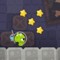 Бег пришельца на ловкость