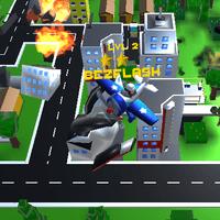 BomBom.io - Самолеты и бомбочки ио